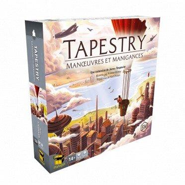 Tapestry - Extension Manoeuvres et Manigances