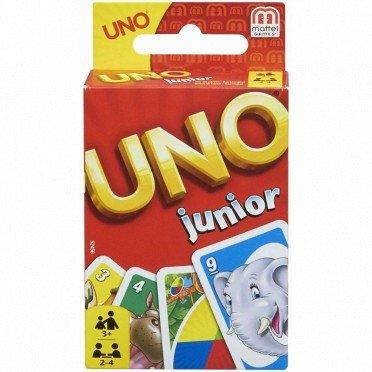 Uno: Junior-Pixie Games-Jeu enfants