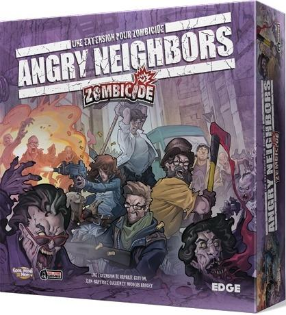 Zombicide - Angry Neighbors-Edge