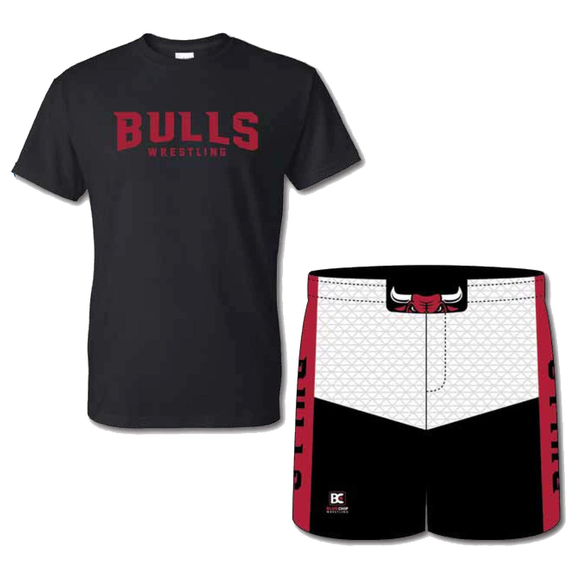 Practice Pack #15 (Tee + Wrestling Short)