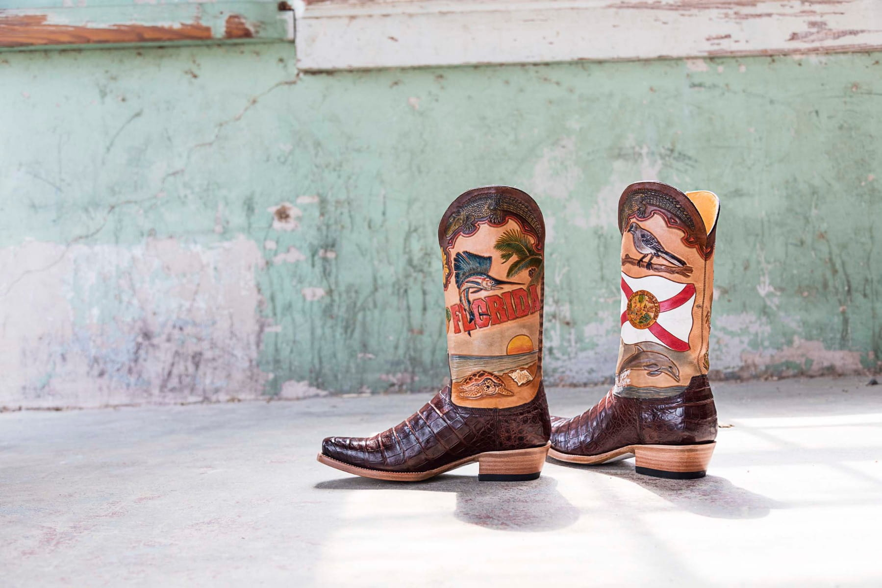 Florida State Boot