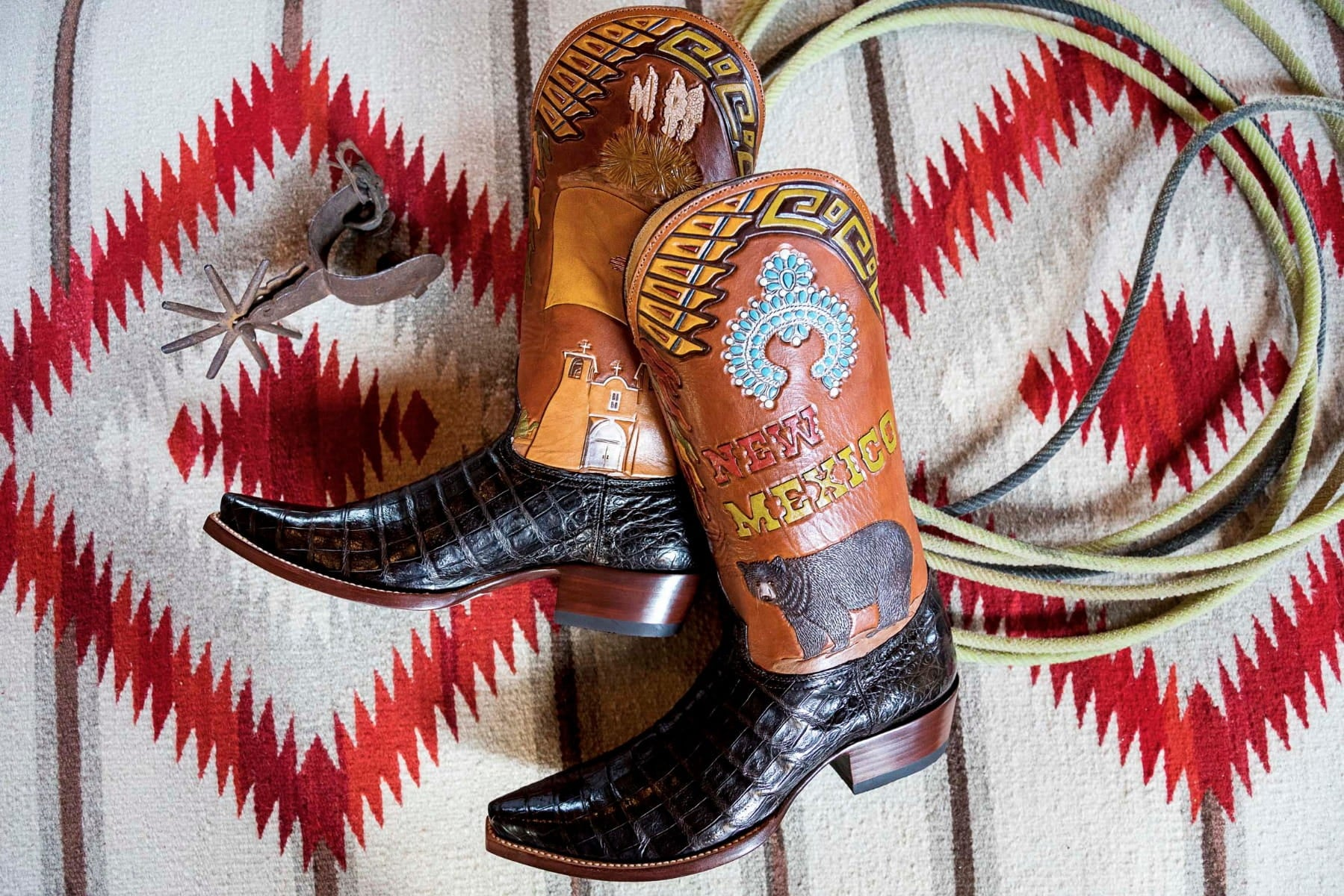 New Mexico Boot