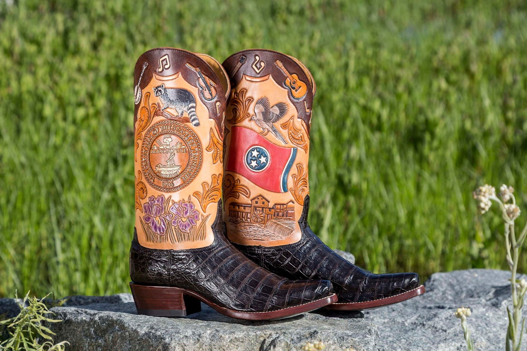 Tennessee State Boot