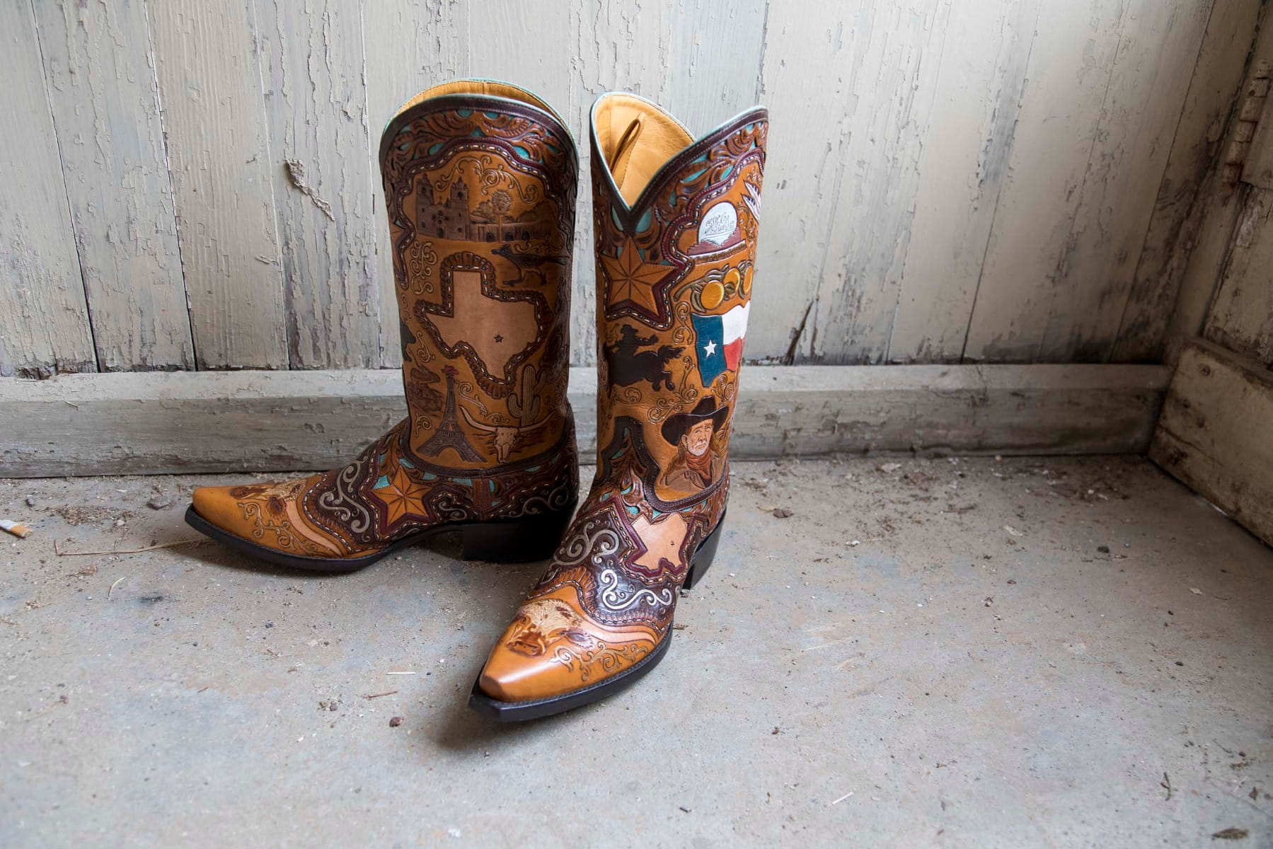 Texas LH State Boot