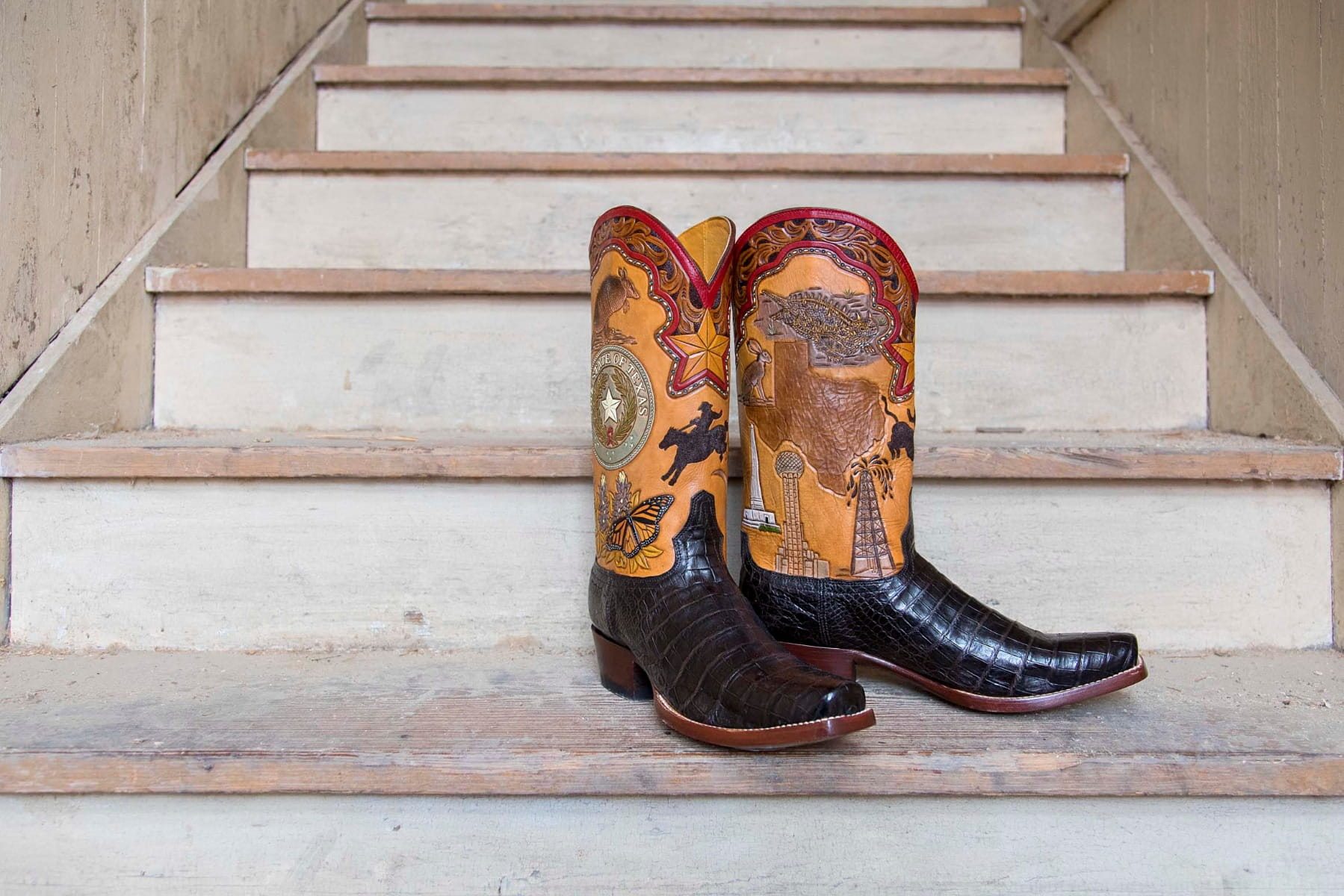 Texas State Boot