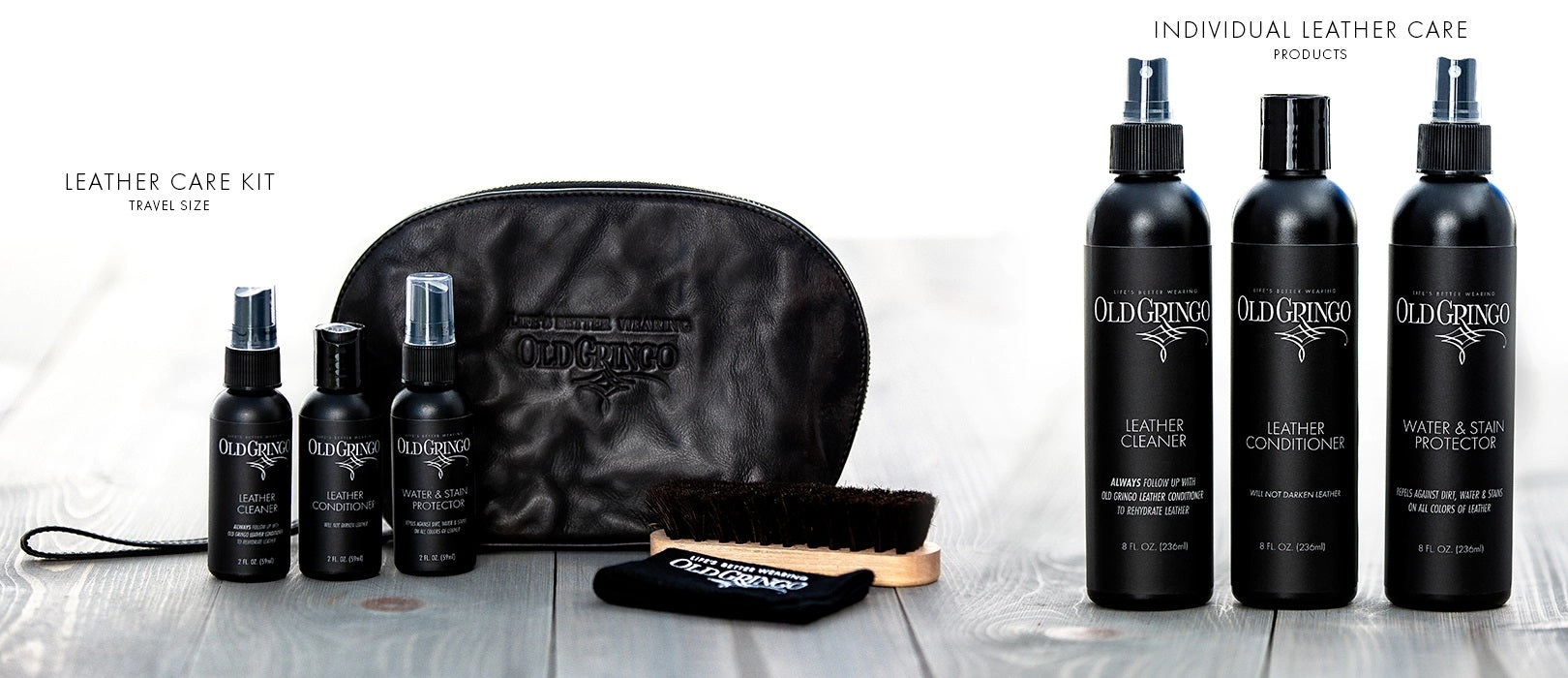 Old Gringo Leather Care Kit