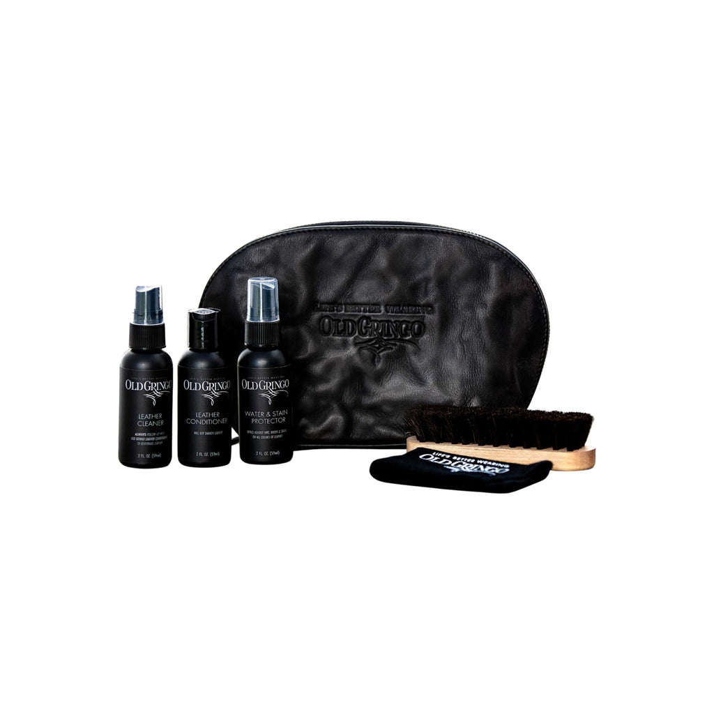 Leather Care Kit - 2 oz.