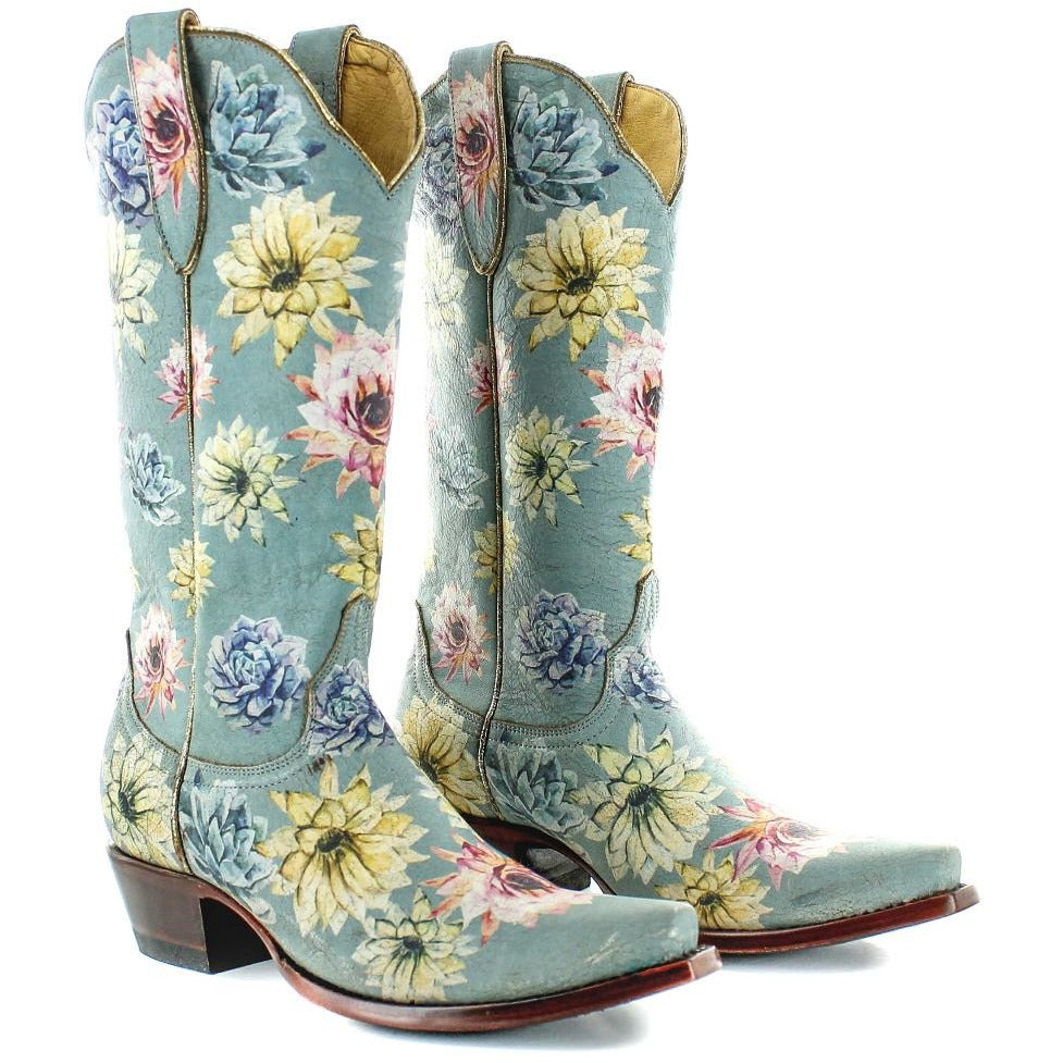 SAGUARO FLOWER - WOMEN'S