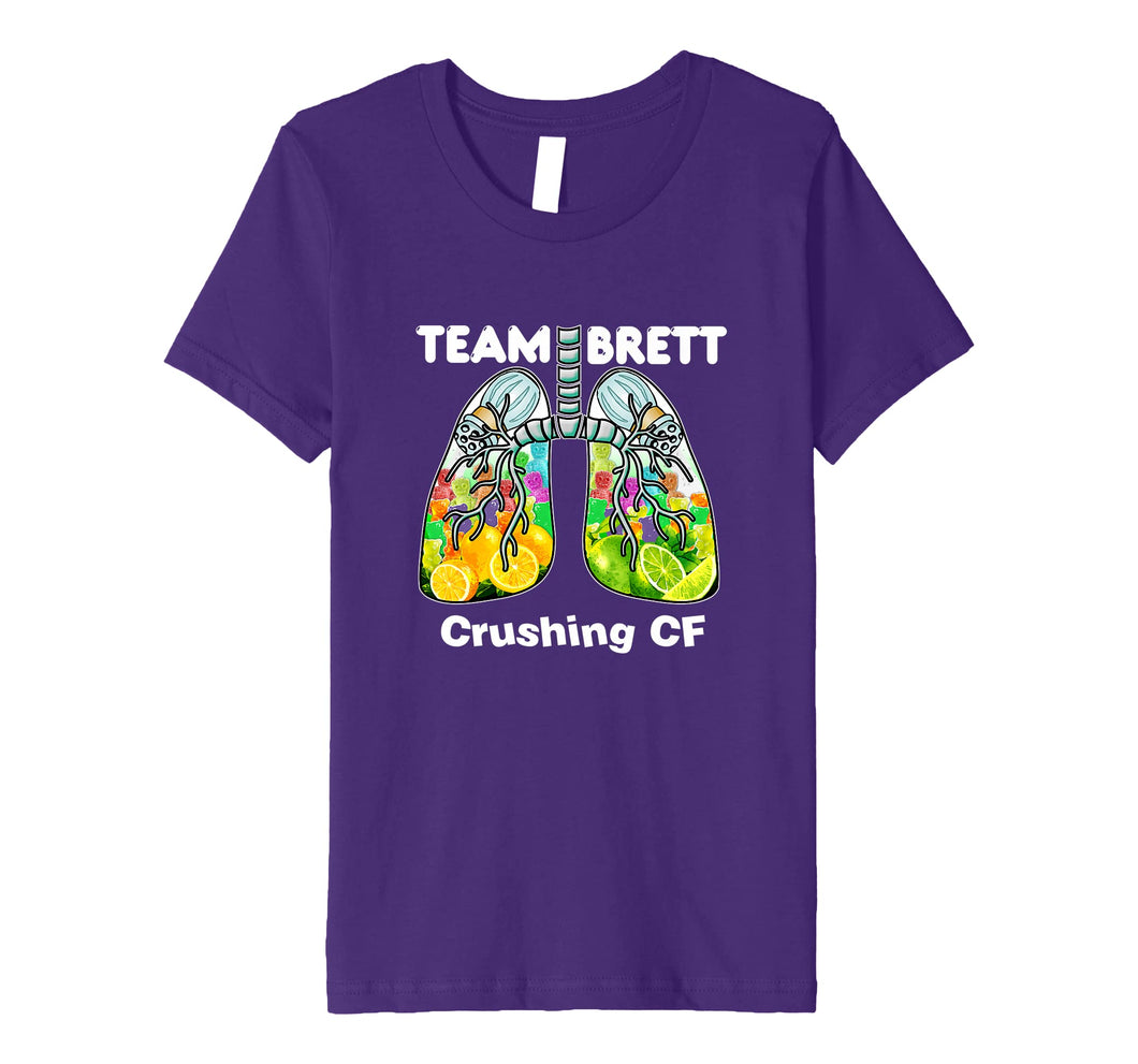 Team Brett 2 Crushing CF Shirt