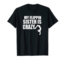 Afbeelding in Gallery-weergave laden, Brother Sister Gymnastics Tumbling Cute Gymnast Flip T-Shirt