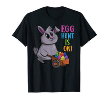 Afbeelding in Gallery-weergave laden, Kids Easter Gift Shirts | Egg Hunt Is On Egg Hunting Tshirts