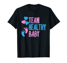 Afbeelding in Gallery-weergave laden, Team Healthy Baby Shirt | Future Parents Baby Shower Gift