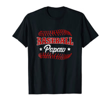 Afbeelding in Gallery-weergave laden, Men's Sport Baseball Papaw T-Shirt,Love Playing Baseball