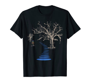 Disc Golf Into The Woods T-Shirt