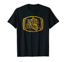 Afbeelding in Gallery-weergave laden, Inca Kola Golden Shirt