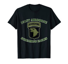 Afbeelding in Gallery-weergave laden, 101st Airborne - US Army Vets T-shirt