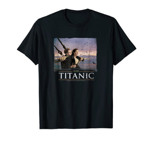 Titanic Vintage King of the World T-shirt