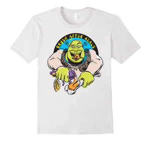 DreamWorks Shrek Brush After Meals T-Shirt