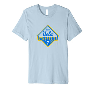 UCLA 2019 Women's Gymnastics T-shirt