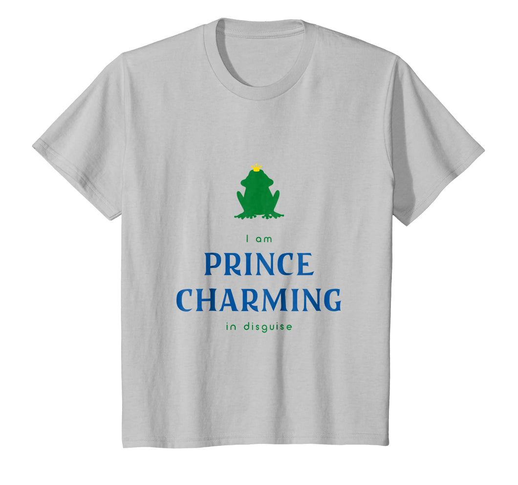 Single Shirt - I Am Prince Charming In Disguise