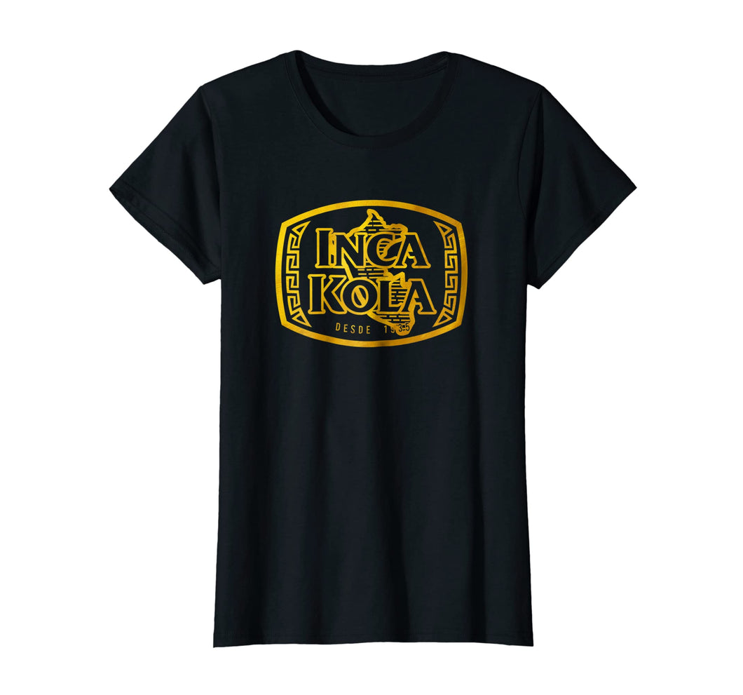 Inca Kola Golden Shirt