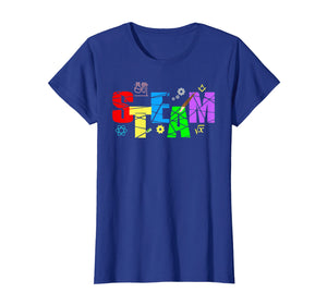 STEAM Shirt Science and Art STEM Creativity Maker Shirt
