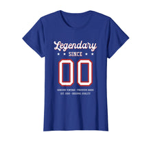 Afbeelding in Gallery-weergave laden, 19th Birthday Gift T-Shirt Legendary Since 2000
