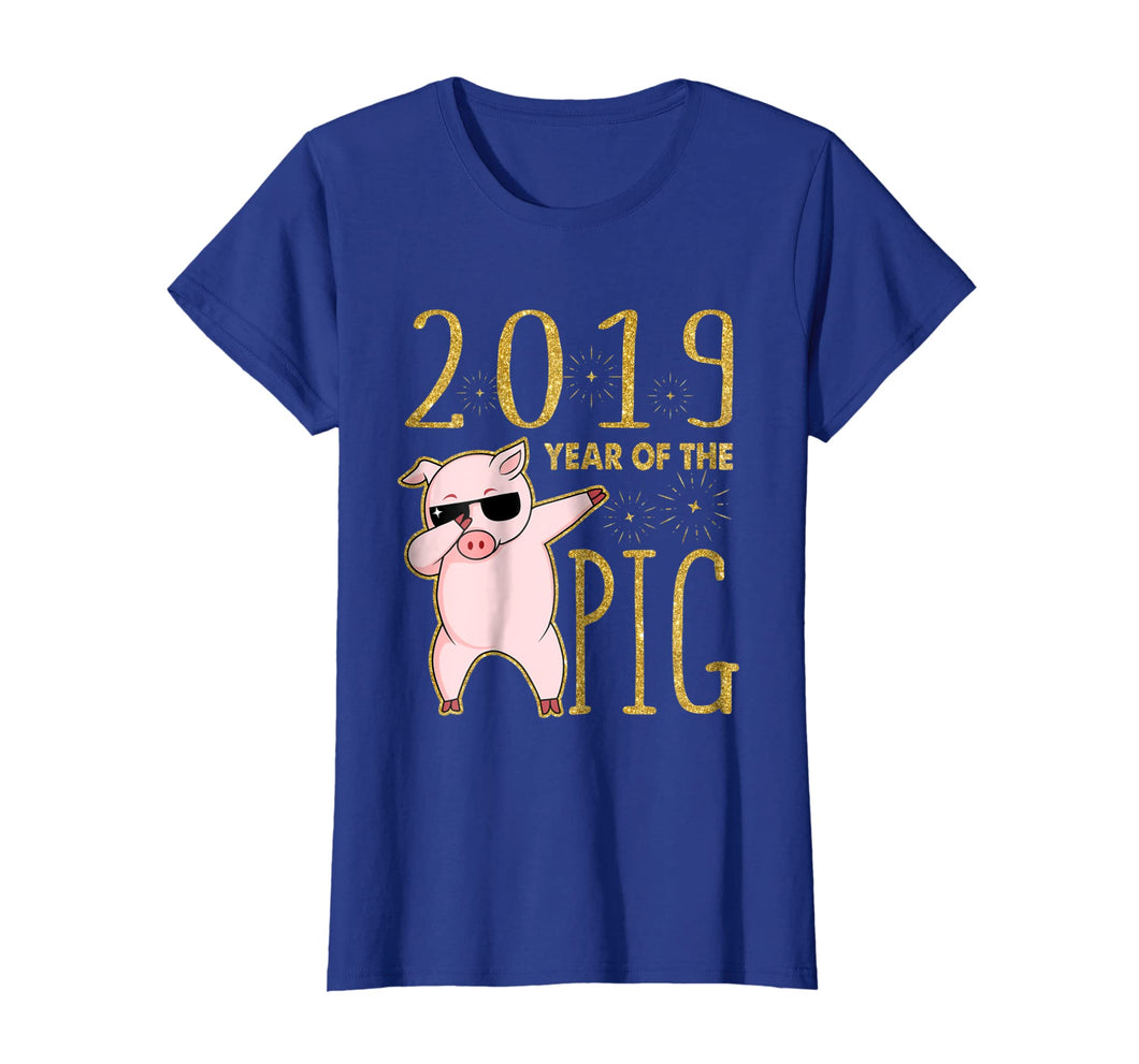 2019 Year Of The Pig Chinese New Year T-Shirt