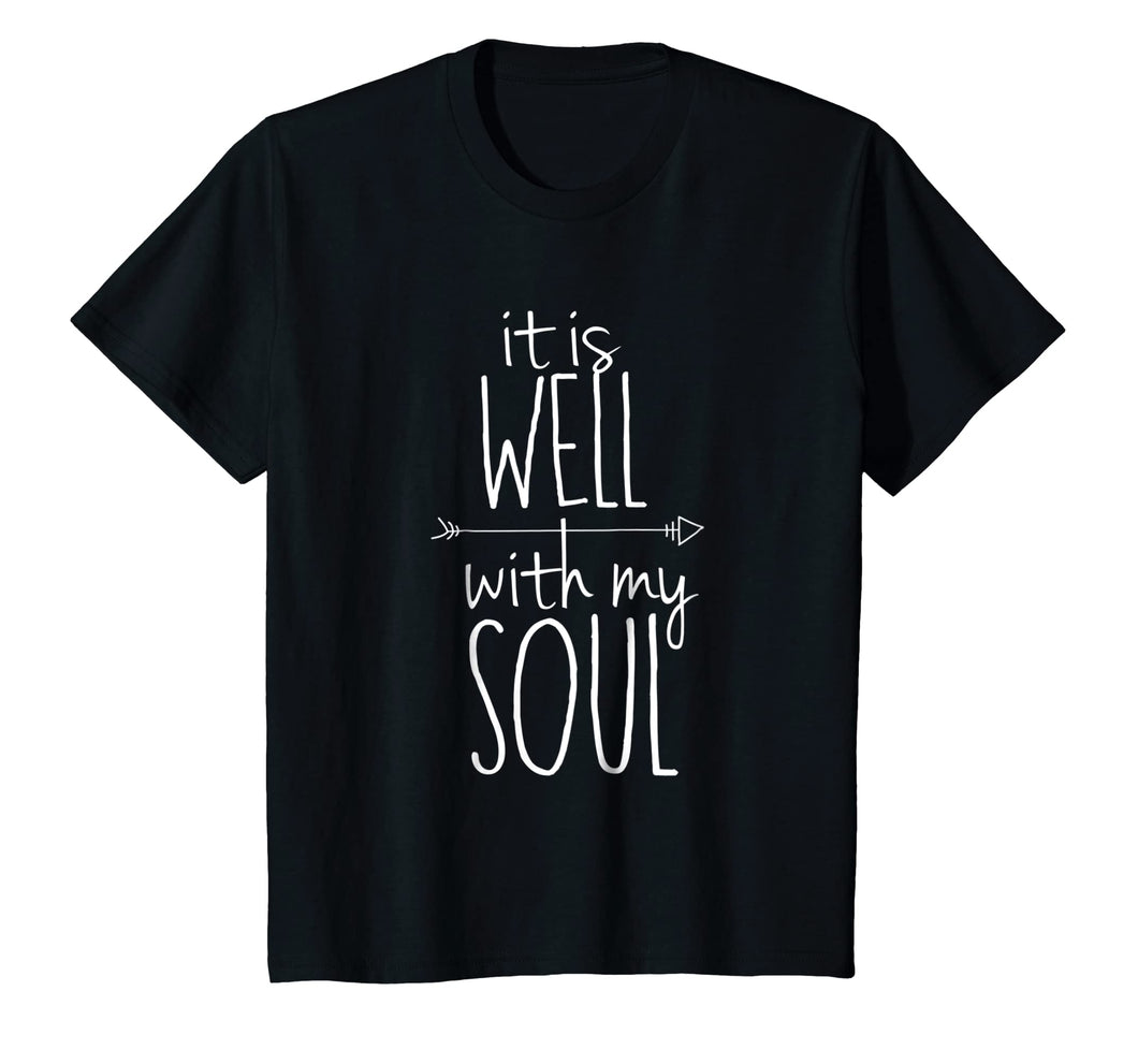 It is Well With my Soul Wanderlust T-Shirt