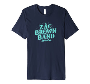 Zac Brown Band - Burst T-Shirt