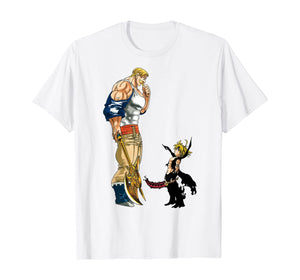 Seven Deadly Classic Anime Sins - Escanor T-Shirt