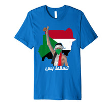 Afbeelding in Gallery-weergave laden, Tasgot Bas T-shirt Sudan Revolts Shirt