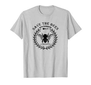 Save the bees save humanity T-shirt