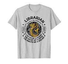 Afbeelding in Gallery-weergave laden, Librarian The Soul Of A Mermaid - Great T-shirt