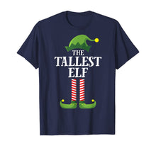 Afbeelding in Gallery-weergave laden, Tallest Elf Matching Family Group Christmas Party Pajama T-Shirt