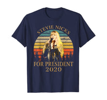 Afbeelding in Gallery-weergave laden, Vintage Stevie tshirt Nicks Love Musician For President 2020 T-Shirt