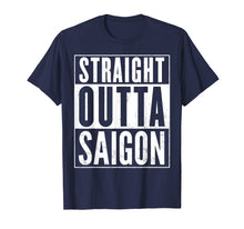 Afbeelding in Gallery-weergave laden, Straight Outta Saigon Funny T-Shirt