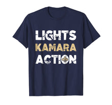 Afbeelding in Gallery-weergave laden, Lights Kamara Action Funny Football New Orleans T-Shirt