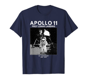Moon Landing Shirt Apollo 11 50th Anniversary T-Shirt