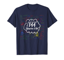 Afbeelding in Gallery-weergave laden, Square Root Of 144 12th Birthday 12 Years Old Math Shirt
