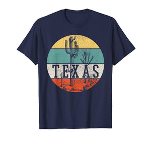 Texas Shirt Country State Tshirt Traveler Retro Vintage Tee