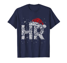 Afbeelding in Gallery-weergave laden, Ugly Christmas Human Resources HR Diamond Gift tshirt Fun T-Shirt