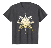 Afbeelding in Gallery-weergave laden, Philippines Sun and Stars T Shirt