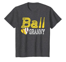 Afbeelding in Gallery-weergave laden, Baseball Softball Ball Heart Granny Shirt Mother's Day Gifts