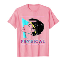 Afbeelding in Gallery-weergave laden, LET'S GET PHYSICAL T-SHIRT