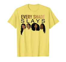 Afbeelding in Gallery-weergave laden, Every Shade Melanin T-Shirt