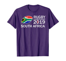 Afbeelding in Gallery-weergave laden, South Africa Rugby Cup Support Apparel 2019
