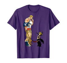 Afbeelding in Gallery-weergave laden, Seven Deadly Classic Anime Sins - Escanor T-Shirt