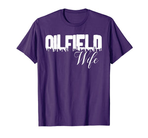 Cute Oilfield Wife T-Shirt