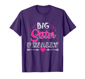 Big sister finally tees| big sister 2019